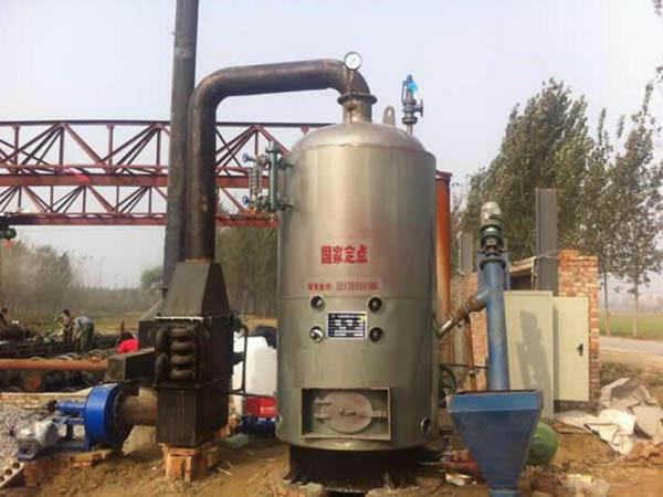 LSH型立式生物质蒸汽锅炉